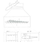 飛行機の主翼構造